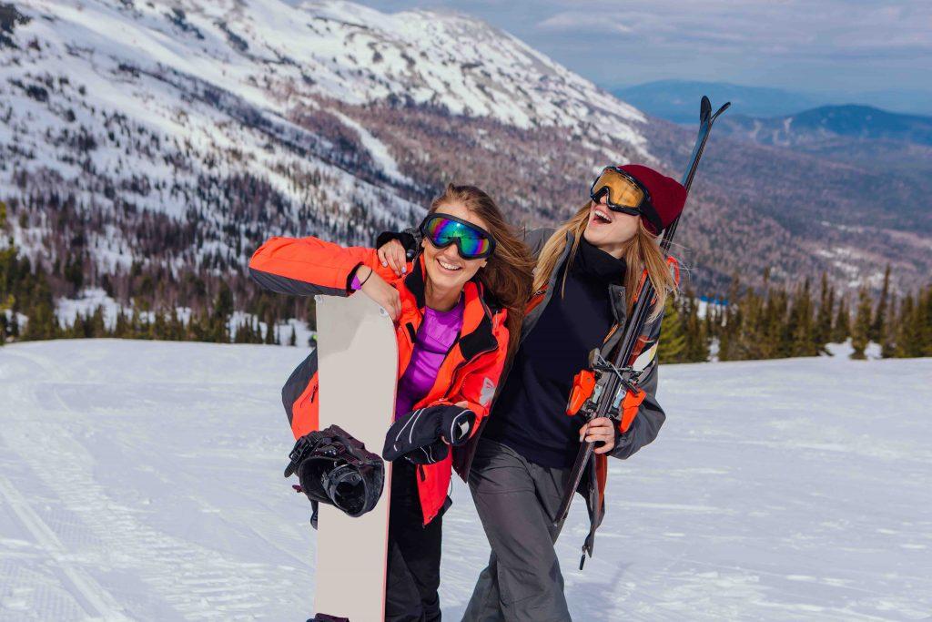 Ski ou snowboard, quel sport d'hiver choisir ?