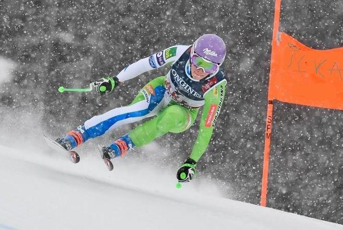 [Mondiaux-2019 de ski alpin] Descente : rebelote pour Stuhec, Vonn se retire sur une médaille