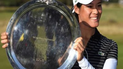 Golf : la Française Céline Boutier remporte un titre LPGA
