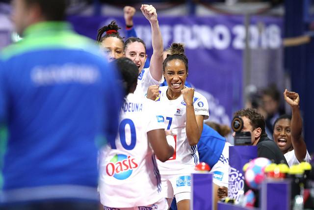 Handball : Nze-Minko et Edwige rejoignent Amandine Leynaud à Györ