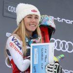 L'Américaine Mikaela Shiffrin, ultra-favorite des Mondiaux-2019 de ski alpin, s'est déjà adjugée un premier titre en remportant l'épreuve du super-G mardi.