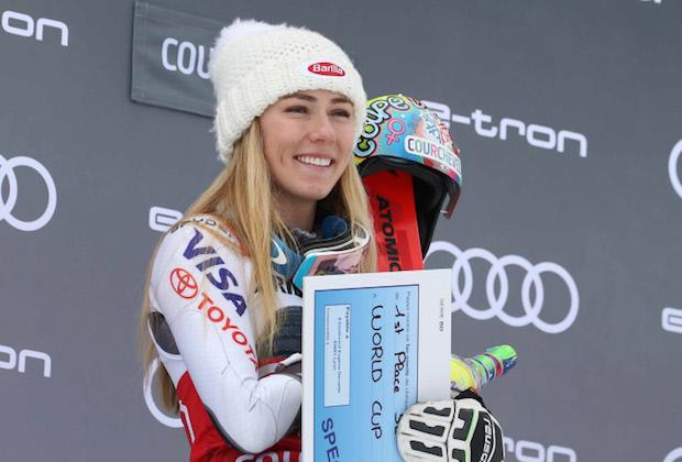 [Mondiaux-2019 de ski alpin] Et d'une pour Mikaela Shiffrin !