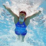 La nageuse japonaise Rikako Ikee, grand espoir de médaille des prochains JO de Tokyo-2020, a annoncé mardi sur Twitter qu'elle était atteinte d'une leucémie.