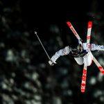 La Française Perrine Laffont a remporté la médaille de bronze de l'épreuve de ski de bosses des Mondiaux-2019 de ski freestyle samedi, à Park City (Utah).