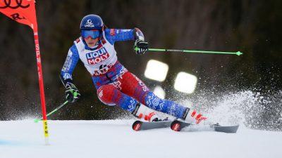 [Mondiaux-2019 de ski alpin] Géant : première historique pour Petra Vlhova, Worley 6e