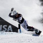 L'Allemande Selina Joerg a remporté le titre en slalom géant parallèle des Mondiaux-2019 de snowboard lundi à Park City dans l'Utah.