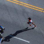 Stéphanie Gicquel a bouclé le World Marathon Challenge, un défi fou qui consiste à réaliserseptmarathons en sept jours sur les six continents du globe.