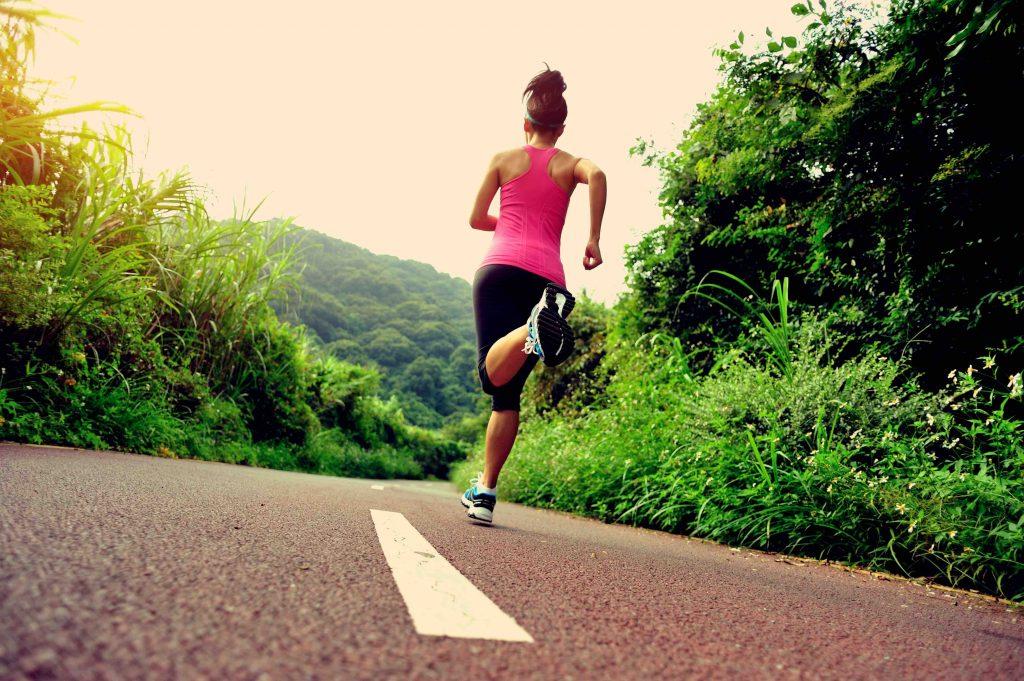 Sept marathons en sept jours, c'est le défi de Stéphanie Gicquel