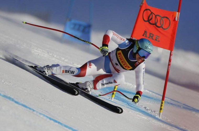[Mondiaux-2019 de ski alpin]Wendy Holdener conserve sa couronne du combiné