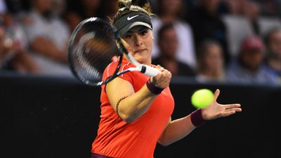 La récap du week-end : Bianca Andreescu aux anges à Indian Wells