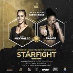 La boxeuse professionnelle française Elhem Mekhaled va tenter de décrocher le titre interim WBC samedi 16 mars, à l'hôtel W de Barcelone (show Starfight).