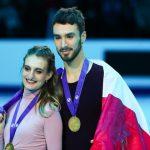 TF1 a dévoilé deux sondages sur les sportives préférées des Français et Gabriella Papadakis arrive en tête du classement des championnes encore en activité.