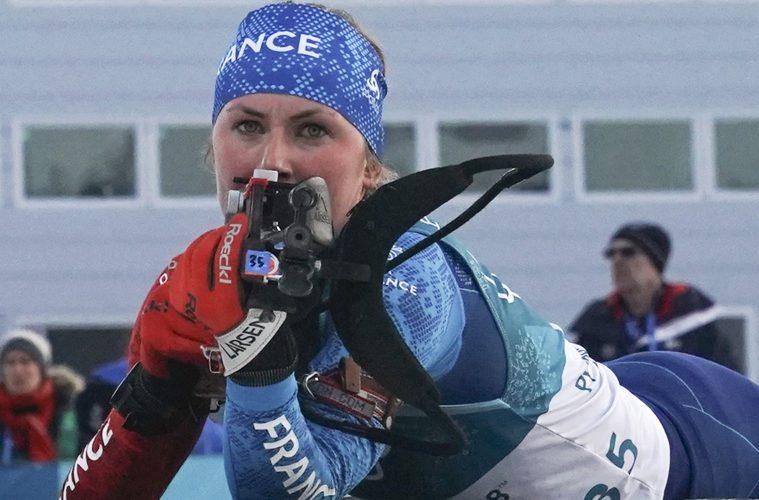 Mondiaux-2019 de biathlon : Justine Braisaz en bronze