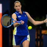 La Tchèque Karolina Pliskova, N.7 mondiale, s'est qualifiée pour la finale du tournoi WTA de Miami jeudi ; elle rejoint l'Australienne Ashleigh Barty (11e).