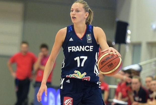 Basket : Marine Johannès part jouer en WNBA