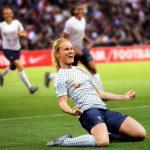 Nike, équipementier des équipes de France de football, a dévoilé les nouveaux maillots que porteront les Bleues lors de la Coupe du monde 2019 cet été.