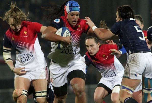 Rugby : le XV de France féminin participera aux Super Series cet été
