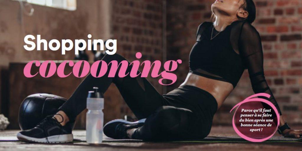 Shopping cocooning : sélection de retour du sport