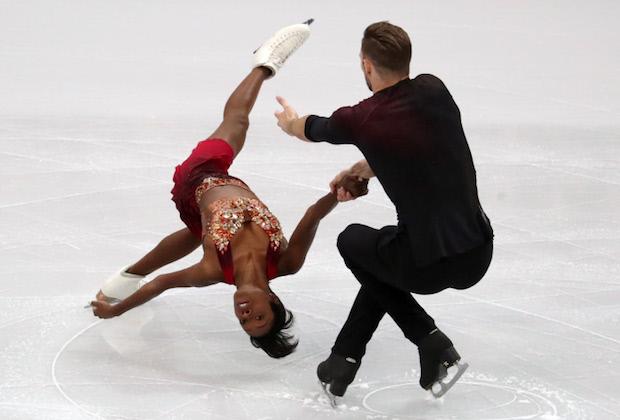 Mondiaux-2019 de patinage artistique : 5e place pour James et Ciprès