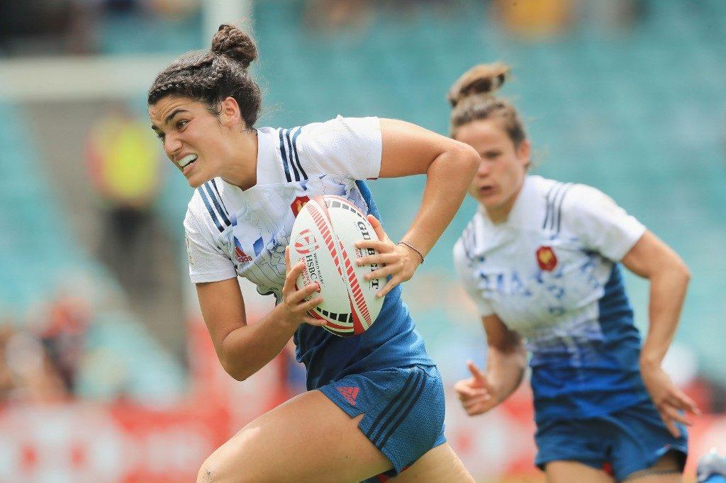 Objectif qualification olympique pour l'équipe de France féminine de rugby à VII
