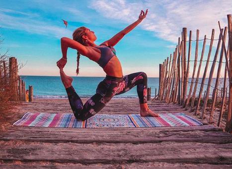 Influenceuse instagram de la semaine : Anne&Dubndidu, évasion sportive assurée
