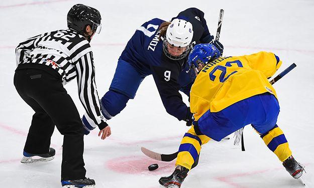 Les Bleues terminent 10e du Mondial de hockey sur glace
