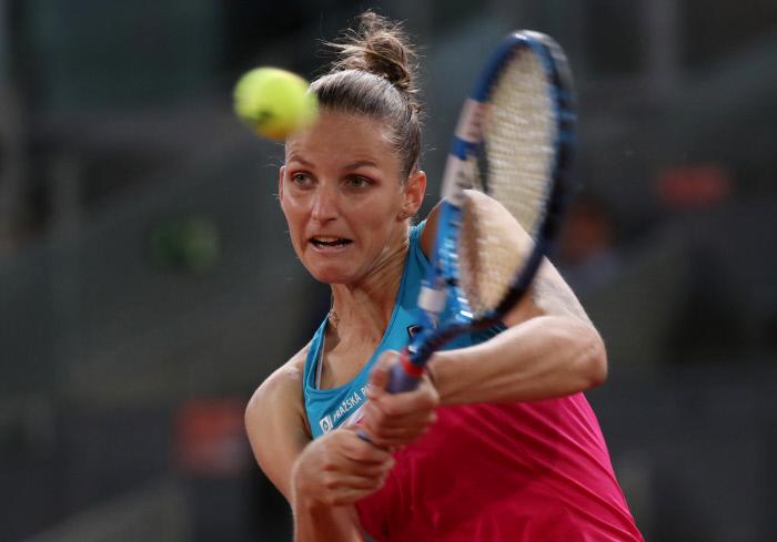 Roland-Garros : la numéro 2 mondiale Karolina Pliskova tombe au troisième tour