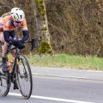 La Néerlandaise Anna van der Breggen (29 ans, Boels-Dolmans) a remporté mercredi à Huy en Belgique la Flèche wallonne pour la cinquième année consécutive.