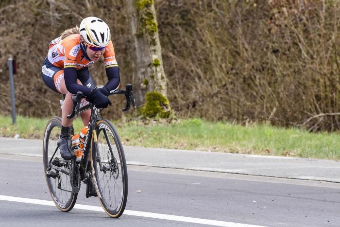 La Flèche wallonne : Anna van der Breggen, encore !