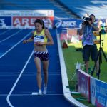 Clémence Calvin, vice-championne d'Europe de marathon, s'est vu notifier par l'Agence française de lutte contre le dopage (AFLD) une suspension à titre provisoire pour s'être soustraite à un contrôle antidopage au Maroc.