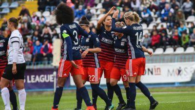 D1 Féminine [FOOT] : Dzsenifer Marozsan élue meilleure joueuse de la saison