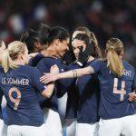 L'équipe de France féminine de football a battu le Japon 3-1 jeudi soir, à Auxerre, en match de préparation à la Coupe du monde de la FIFA, France 2019.