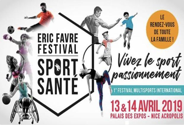 Venez découvrir le tout premier «Éric Favre Sport & Santé Festival»