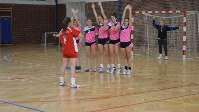 Buts pour elles : 22.000€ récoltés pour le handball féminin
