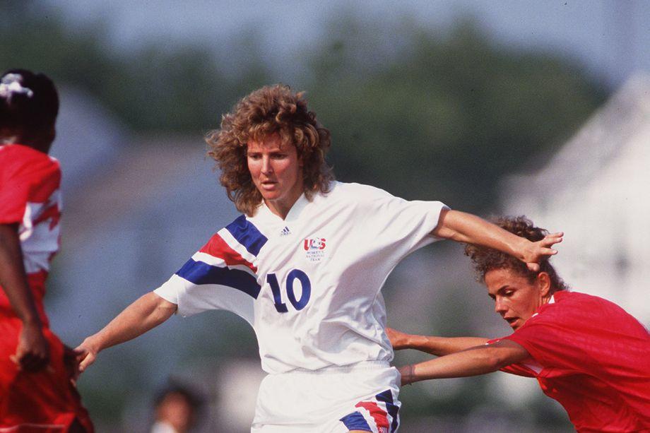 Et si certaines des légendes du football se trouvaient chez les filles ? Voici quelques unes des figures les plus emblématiques de l'histoire de ce sport.