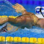 La nageuse française Marie Wattel a obtenu sa qualification pour les Mondiaux-2019 de natation mardi, au premier jour des Championnats de France à Rennes.