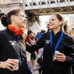 Women Sports a lancé un défi à Marine Costabadie : courir le semi-marathon de Paris. L'animatrice TV nous raconte sa course le 10 mars dans la capitale.