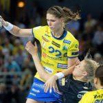 Les Messines se sont qualifiées pour la première fois de leur histoire pour le Final Four de la Ligue des Champions féminine de handball en battant Bucarest.