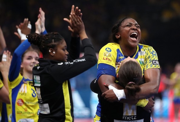 Match historique pour les handballeuses de Metz