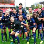 Les joueuses de l'Olympique Lyonnais ont obtenu mercredi soir un treizième titre consécutif de championnes de France de D1 Féminine en battant Dijon (4-0).