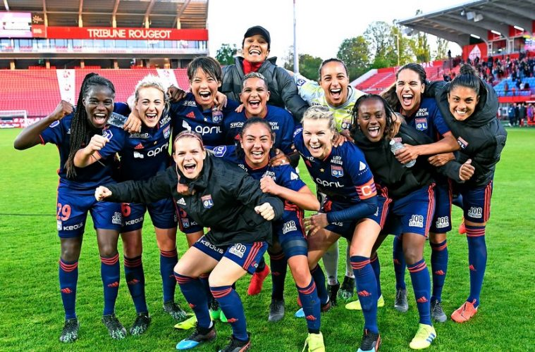 D1 Féminine : les Lyonnaises, championnes pour la 13e fois d'affilée