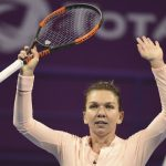 Simona Halep (2e) a déclaré forfait pour le tournoi WTA de Stuttgart à cause d'une douleur à la hanche, survenue lors de son match de Fed Cup contre Garcia.