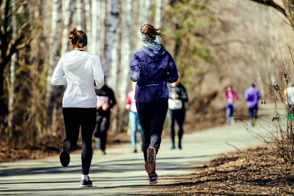 52% des runners sont des femmes
