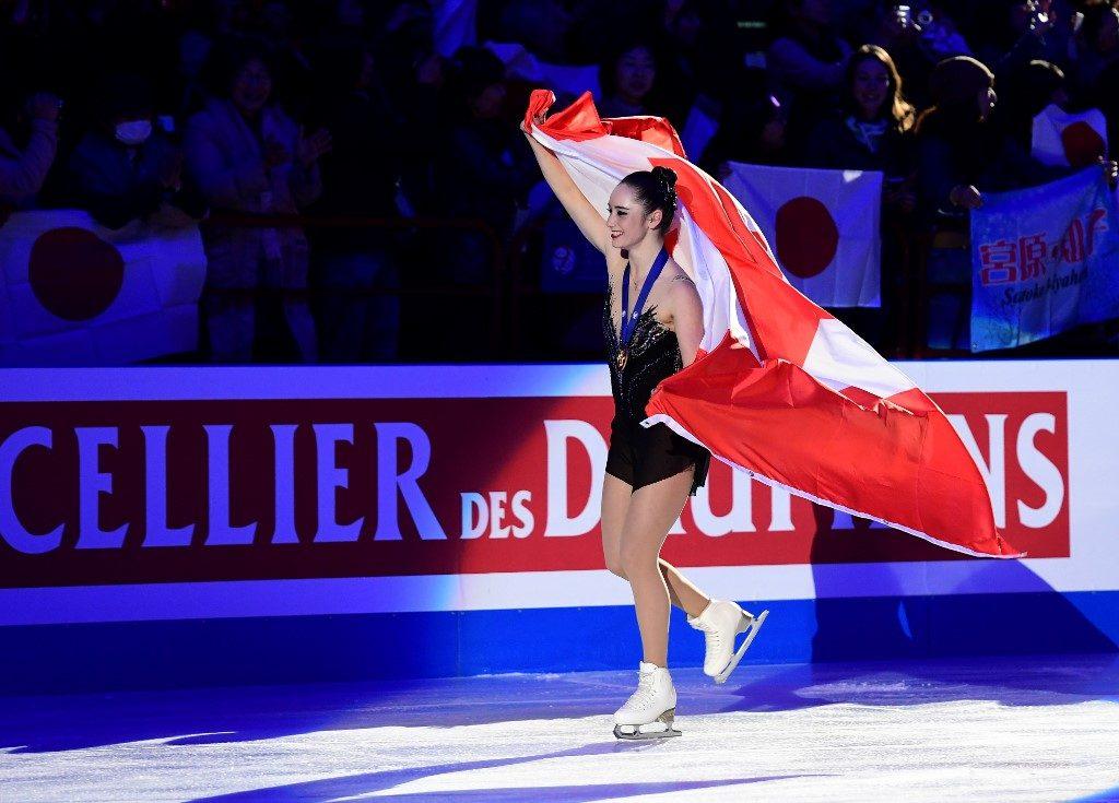 La Canadienne Kaetlyn Osmond raccroche les patins à 23 ans !