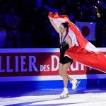 Kaetlyn Osmond, sacrée championne du monde de patinage artistique en 2018, a annoncé ce jeudi qu'elle mettait fin à sa carrière.