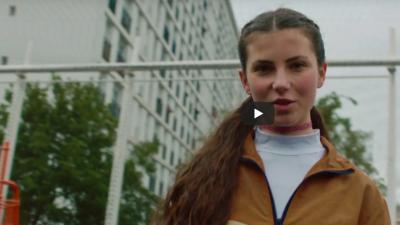 Vidéo : le Crédit Agricole encourage l'empowerment des femmes par le sport avec le clip «Grâce au sport»