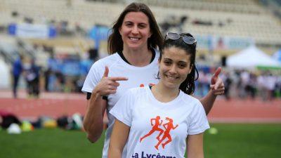 Charlotte Bonnet invite des Lycéennes à partager « un moment entre filles sportives » !