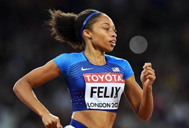 L'athlète américaine Allyson Felix critique la politique post-maternité de Nike