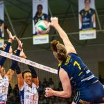 Les volleyeuses du RC Cannes ont remporté un 21e titre de championnes de France de volley-ball grâce à leur victoire 2-0 contre Nantes samedi.