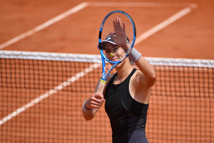 Roland-Garros : Garbine Muguruza en huitièmes !